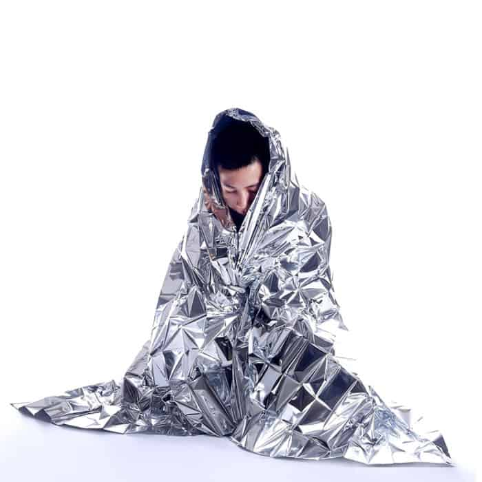 Emergency Blanket Survival Thermal Protection