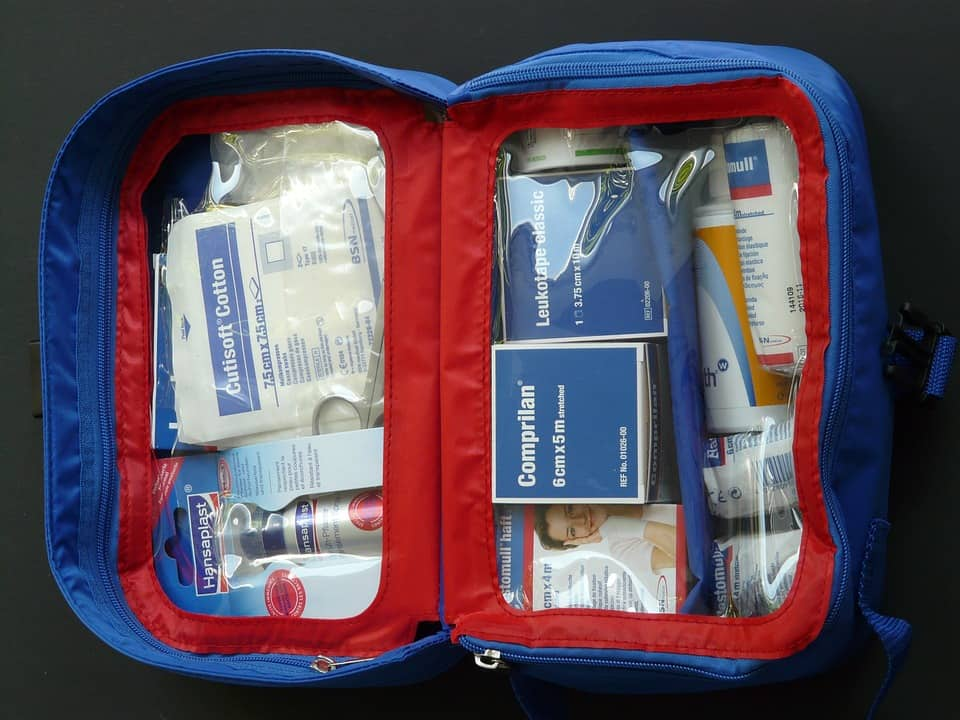 First Aid Medicine Bag: Safety With Portability