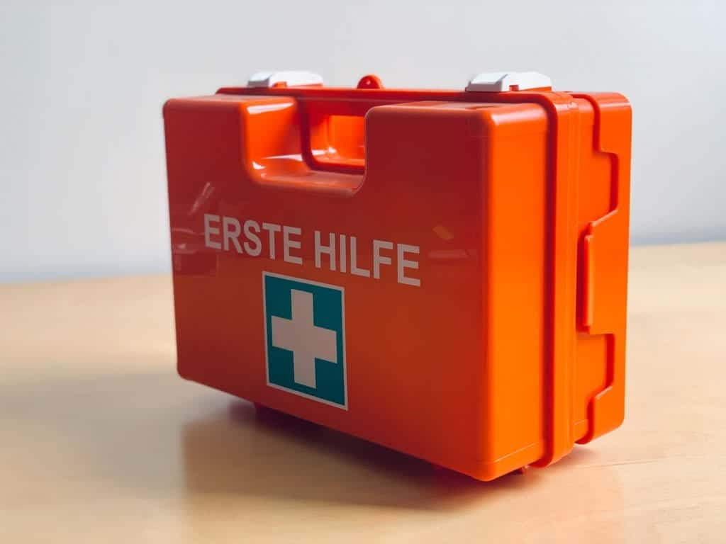 First Aid Kit List - What To Include And What Not To