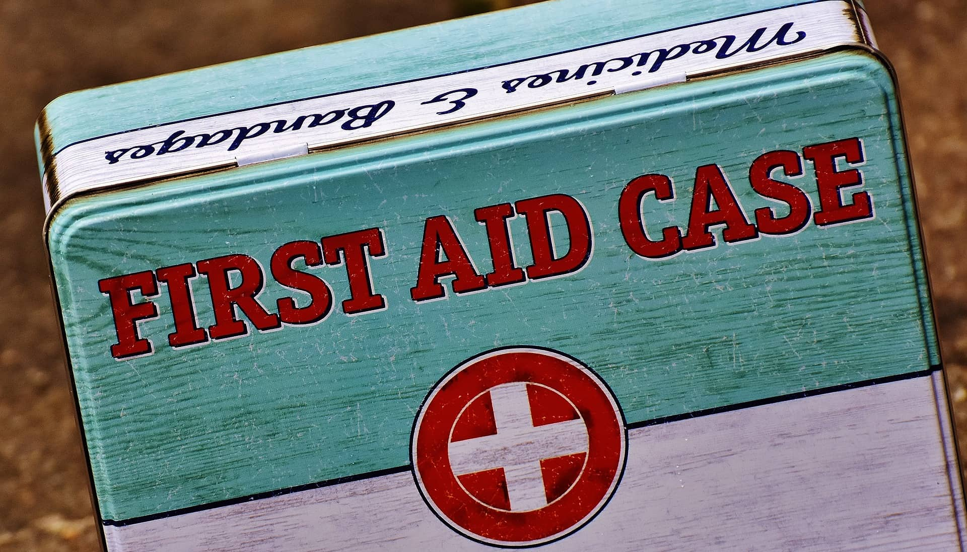 First aid - know the basics