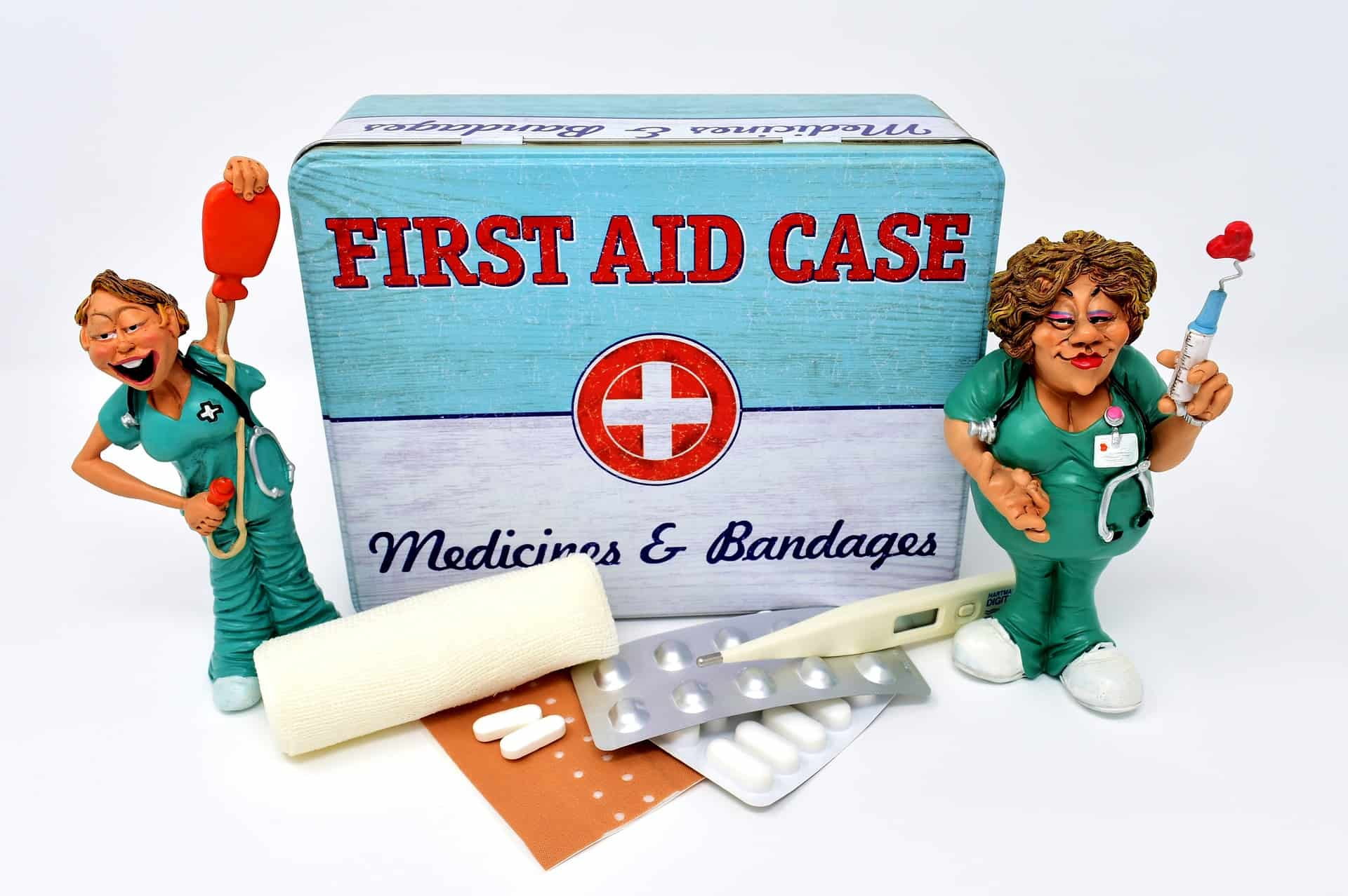 All About First Aid